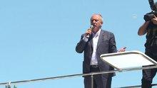 """İnce: """"Hakkari'de İzmir marşıyla Türk bayraklarıyla miting yaptım"""""""