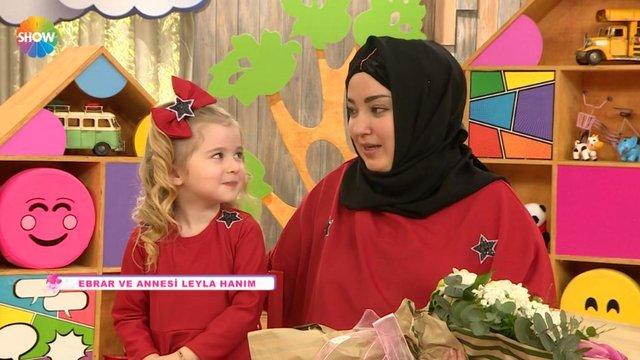 Ebrar ve annesi Leyla Hanım'ın mantı atışması!