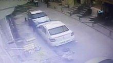 İstanbul'da uyuşturucu cinayeti kamerada