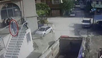 Kocaeli'de cinayet! Kuzenini ölüme götürme anları görüntülendi