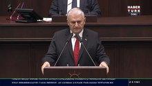 Başbakan Yıldırım grup toplantısında konuştu