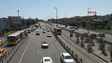 Megakent'in trafik raporu