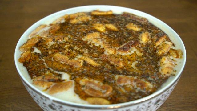 Gerdanlı Çatal Çorbası