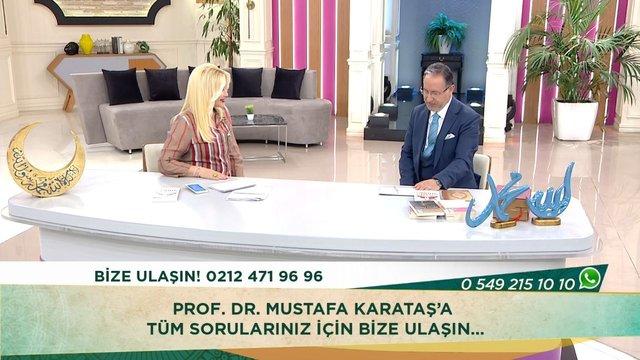 Zahide Yetiş ve Mustafa Karataş'la Cuma Sabahı 70. Bölüm