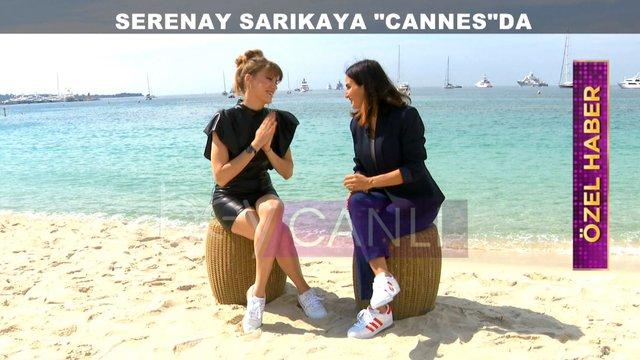 Serenay Sarıkaya Hey Canlı'ya konuştu!