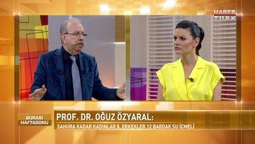 Burası Haftasonu - 20 Mayıs 2018 (Prof. Dr. Oğuz Özyaral)