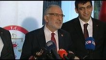 Saadet Partisi 27. Dönem milletvekili aday listesini YSK'ya teslim etti.
