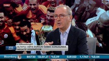 """Fatih Altaylı: """"UEFA, Dursun Özbek'e güvenmiyor"""" - Part 1 (21.05.2018)"""