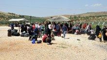 Suriyelilerin bayram göçü! 72 bin kişi başvurdu