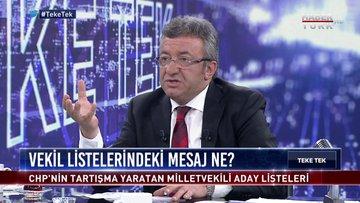 Teke Tek - 22 Mayıs 2018 (CHP Grup Başkanvekili Engin Altay)