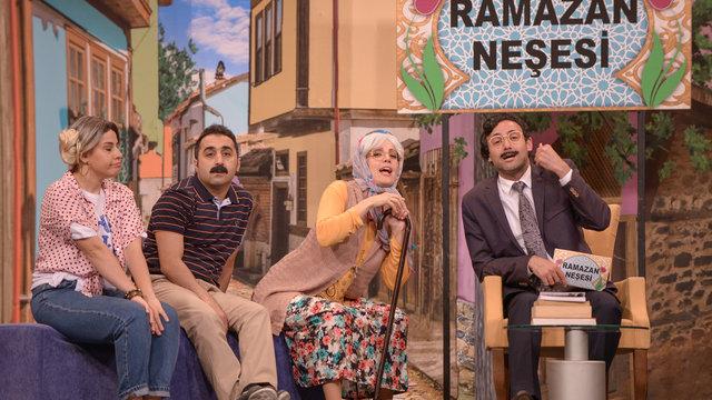 'Ramazan Neşesi'ndeki ilginç sorular neler?