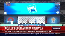 AK Parti'de aday tanıtım günü