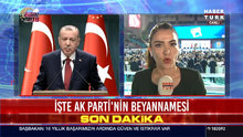 AK Parti'nin Beyannamesi