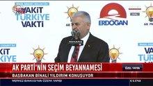 Başbakan Yıldırım'dan açıklamalar