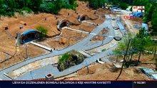 Sivas'ta Hobbit Köyü yükseliyor