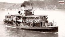 İstanbul'daki ilk vapurlar