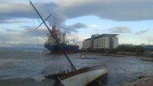 Denizde büyük tehlike yaratıyordu... Hayalet gemilere 'dur' denildi