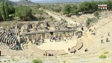 Efes Tiyatrosu'nun hikayesi