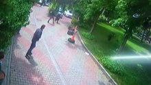 Ünlü armatörün ailesine ait yalıya hırsızlık girişimi kamerada