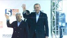 Cumhurbaşkanı Erdoğan'la Özel Röportaj