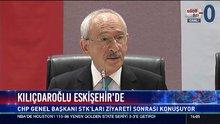 Kılıçdaroğlu Eskişehir'de