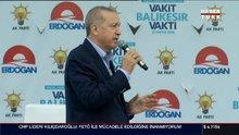 Erdoğan'dan İnce'ye yanıt: Belgeleri ile açıklayacağım