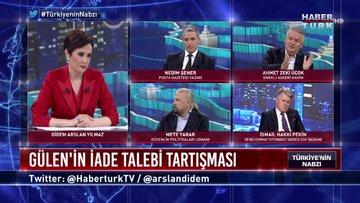 Türkiye'nin Nabzı - 28 Mayıs 2018 (FETÖ ile Mücadele Siyasetin Gündemini Nasıl Belirliyor?)