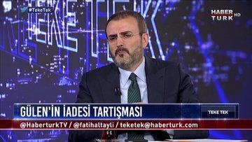 Teke Tek - 29 Mayıs 2018 (AK Parti Genel Başkan Yardımcısı Mahir Ünal)