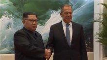 Rusya'dan Kim Jong Un'a Moskova bileti!
