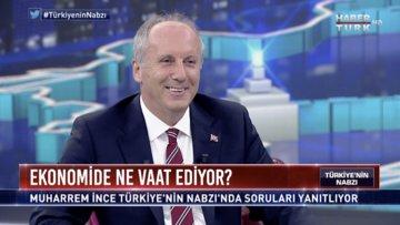 Türkiye'nin Nabzı - 30 Mayıs 2018 (Muharrem İnce)