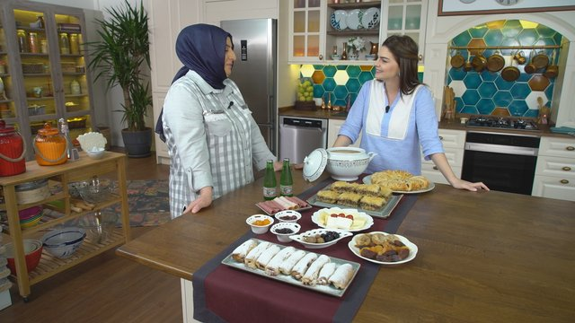 Pelin Karahan'la Nefis Tarifler 185. Bölüm