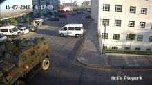 Külliye'nin bombalanmasının yeni görüntüleri ortaya çıktı