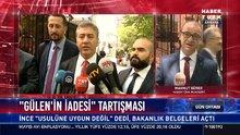 CHP heyeti Adalet Bakanlığı'nda