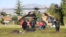 13 saat yardım beklediler... Mahsur kalan dağcılar böyle kurtarıldı