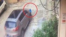 3,5 yaşındaki çocuk annesinin kullandığı aracın altında kaldı!