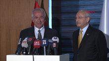 Kılıçdaroğlu, Tüsiad üyeleriyle bir araya geldi.