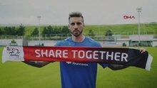 Trabzonsporlu futbolculardan Türkiye'nin adaylığına destek