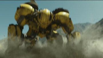 Bumblebee'den fragman