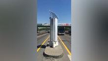 Metrobüs rüzgarından elektrik üretilecek