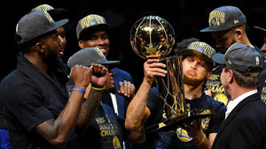 Son 4 yılda üçüncü zafer! NBA'de şampiyon Golden State Warriors