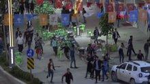 Hakkari'de gençler arasındaki kavgaya müdahale eden bir polis yaralandı