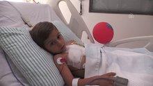 Doktorun dikkati 6 yaşındaki çocuğu kurtardı