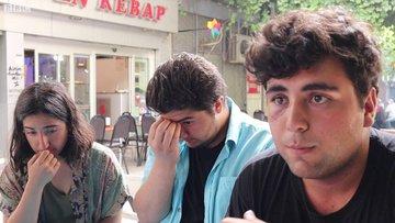 Kadıköy'de darp edilen lise öğrencileri: Demek ki bizden bu kadar korkuyorlar