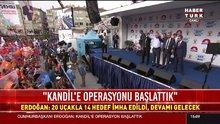 Cumhurbaşkanı Erdoğan Niğde'de