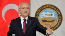 Kılıçdaroğlu: İlk yapacağımız iş Esnaf Bakanlığı kurmak