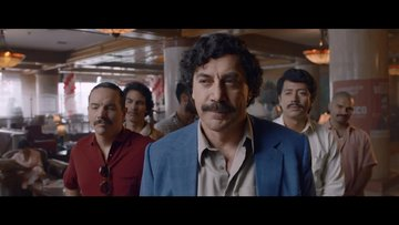 Pablo Escobar'ı Sevmek - Türkçe Altyazılı Fragman
