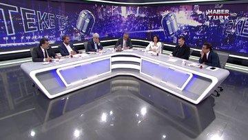 Teke Tek - 10 Haziran 2018 (24 Haziran Seçimleri için Anketler Ne Gösteriyor?)