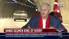 Başbakan Yıldırım Habertürk TV ve Bloomberg HT ortak yayınında soruları yanıtlıyor