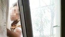 Sapık dehşeti kamerada! 12 yaşındaki çocuğu taciz etti