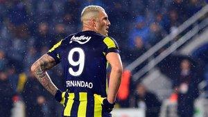 Fenerbahçe'de ilk ayrılık! İşte Fernandao'nun yeni takımı...
